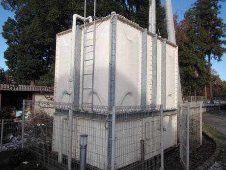 貯水槽タンク